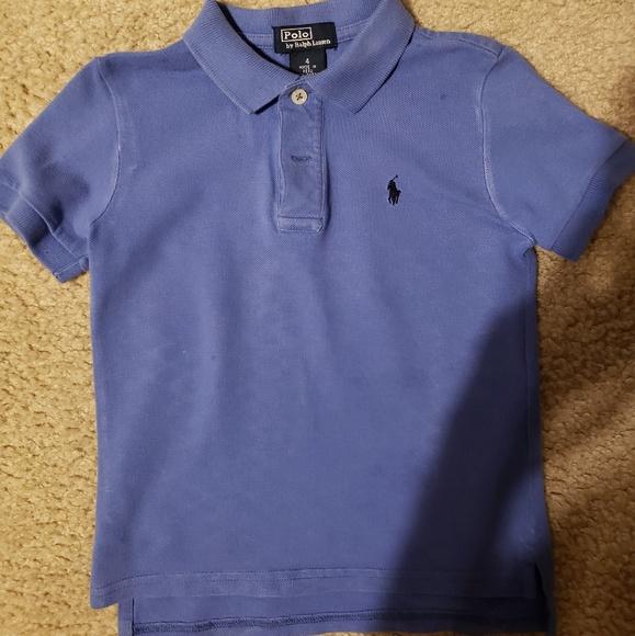 167e52a74 Polo by Ralph Lauren Shirts & Tops | Boys 4t Blue Ralph Lauren Polo ...
